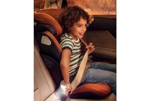 Новое автокресло Maxi Cosi Kore Pro 2019 - полезная функция подсветки!