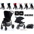 Прогулочная коляска ABC Design Okini 2019  ����, �������� | Babyshopping
