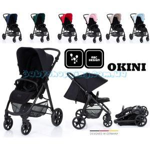 Прогулянкова коляска ABC Design Okini 2019 фото, картинки | Babyshopping