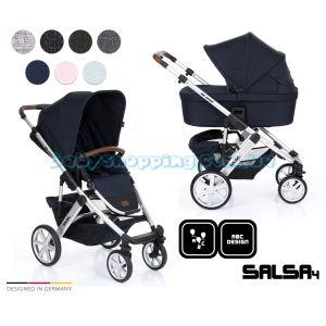 Универсальная коляска 2 в 1 ABC Design Salsa 4, 2019 фото, картинки | Babyshopping
