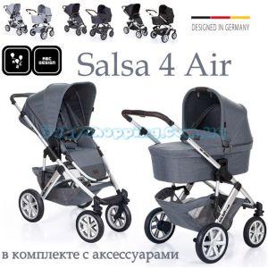 Универсальная коляска 2 в 1 ABC Design Salsa 4 Air 2019 с аксессуарами фото, картинки | Babyshopping