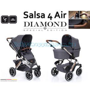 Детская коляска 2 в 1 ABC Design Salsa 4 Air Diamond Special Edition  фото, картинки | Babyshopping