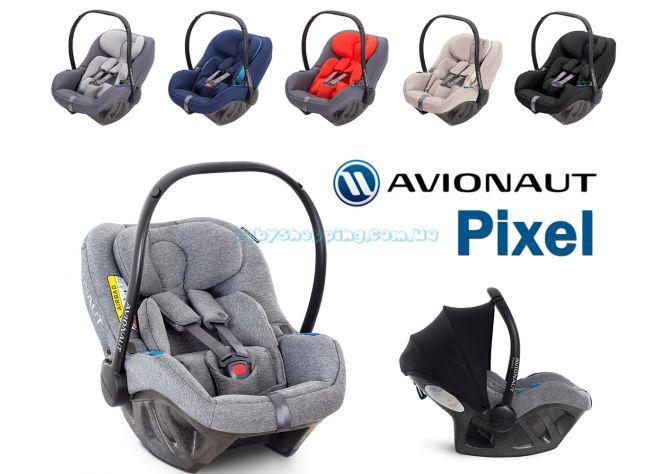 Автокресло Avionaut Pixel ����, �������� | Babyshopping