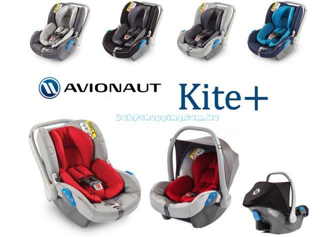 Автокресло Avionaut Kite+ ����, �������� | Babyshopping