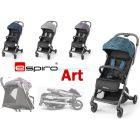 Прогулочная коляска Espiro Art 2019 фото, картинки   Babyshopping