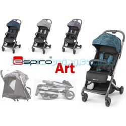 Прогулочная коляска Espiro Art 2019 фото, картинки | Babyshopping