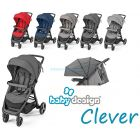 Прогулочная коляска Baby Design Clever 2019 ����, �������� | Babyshopping