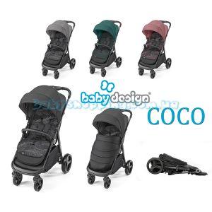 Прогулочная коляска Baby Design Coco  фото, картинки | Babyshopping
