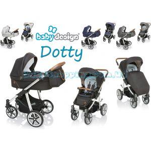 Универсальная коляска 2 в 1 Baby Design Dotty 2019  фото, картинки | Babyshopping