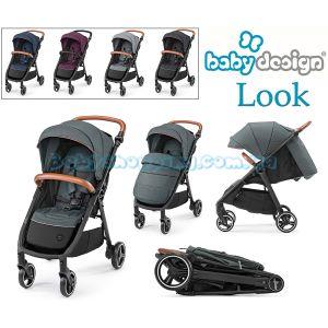 Прогулянкова коляска Baby Design Look 2019  фото, картинки | Babyshopping
