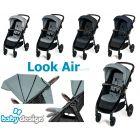 Прогулочная коляска Baby Design Look Air 2021 ����, �������� | Babyshopping