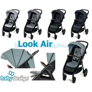 Прогулочная коляска Baby Design Look Air 2021 фото, картинки | Babyshopping