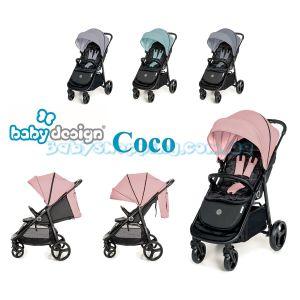 Прогулянкова коляска Baby Design Coco  фото, картинки | Babyshopping