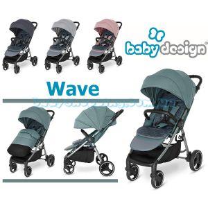 Прогулочная коляска Baby Design Wave фото, картинки | Babyshopping