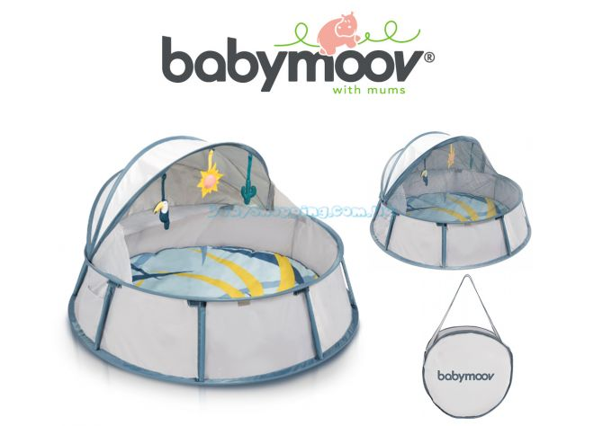 Детский манеж Babymoov Babyni Tropical ����, �������� | Babyshopping