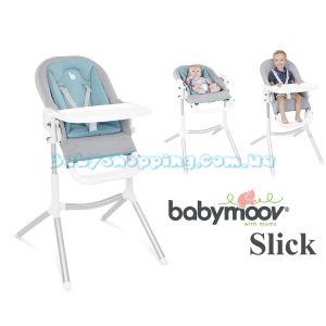 Стульчик для кормления Babymoov Slick фото, картинки | Babyshopping
