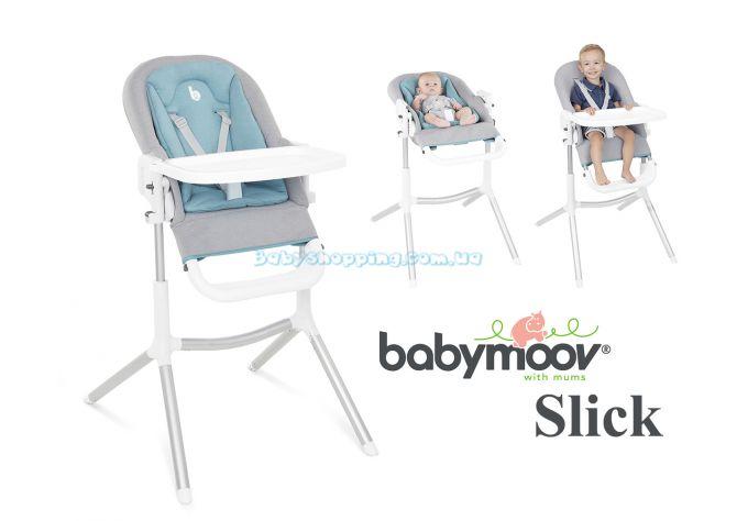 Стульчик для кормления Babymoov Slick ����, �������� | Babyshopping