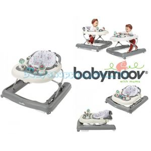Дитячі ходунки 2 в 1 Babymoov Baby Walker фото, картинки | Babyshopping