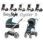 Универсальная коляска 2 в 1 Baby Style Oyster 3 ����, �������� | Babyshopping