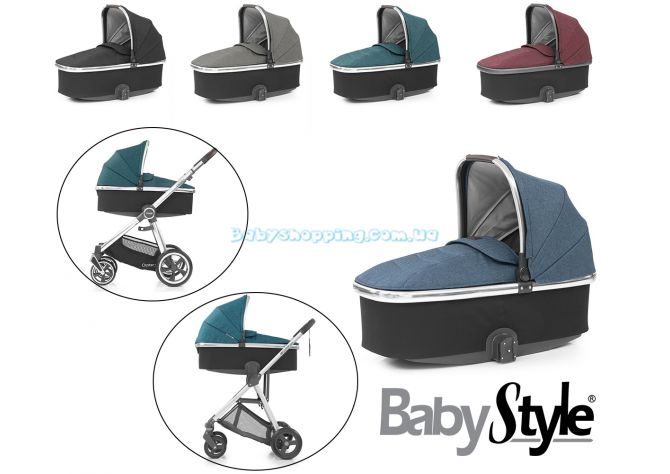 Люлька Baby Style Oyster 3 / Zero  ����, �������� | Babyshopping