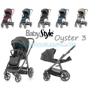 Прогулочная коляска Baby Style Oyster 3 фото, картинки | Babyshopping
