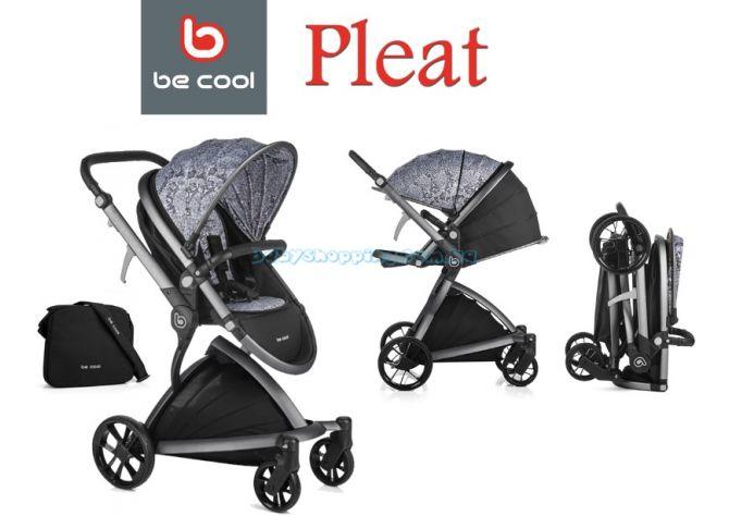Прогулочная коляска Be Cool Pleat 2019 ����, �������� | Babyshopping
