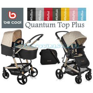 Универсальная коляска 2 в 1 Be Cool Quantum Top Plus 2019 фото, картинки | Babyshopping
