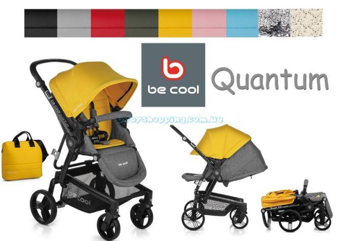 Прогулочная коляска Be Cool Quantum 2019 ����, �������� | Babyshopping