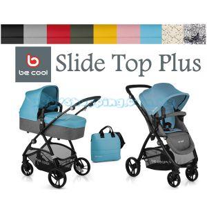 Универсальная коляска 2 в 1 Be Cool Slide Top Plus 2019 фото, картинки | Babyshopping