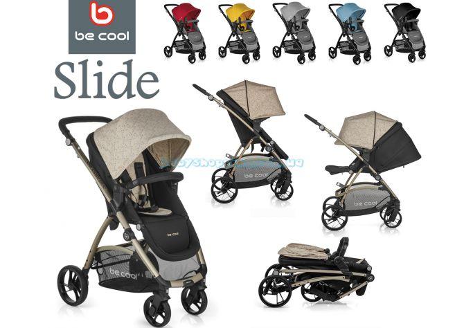 Прогулочная коляска Be Cool Slide 2019 ����, �������� | Babyshopping