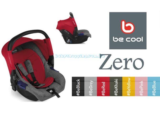 Детское автокресло Be Cool Zero 2019 ����, �������� | Babyshopping