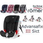 Автокресло Britax Romer Advansafix III Sict ����, �������� | Babyshopping