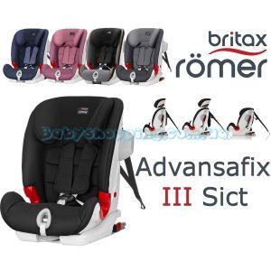 Автокресло Britax Romer Advansafix III Sict фото, картинки | Babyshopping