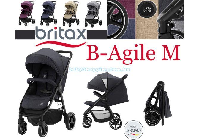 Прогулочная коляска Britax-Romer B-Agile M  ����, �������� | Babyshopping