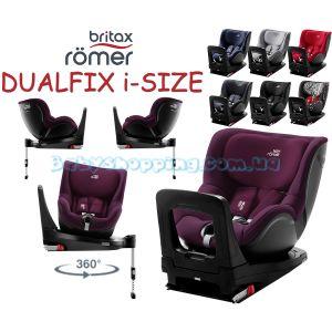 Автокрісло Britax Romer Dualfix I-Size фото, картинки | Babyshopping