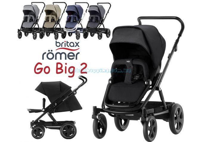 Прогулянкова коляска Britax Go Big 2  ����, �������� | Babyshopping