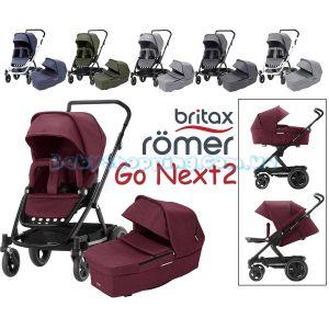 Универсальная коляска 2 в 1 Britax Go Next2 фото, картинки | Babyshopping