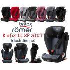 Автокресло Britax Romer Kidfix II XP SICT Black Series ����, �������� | Babyshopping
