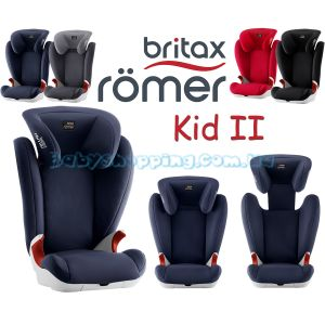 Автокресло Britax Romer Kid II  фото, картинки | Babyshopping