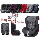 Автокресло Britax Romer King II LS Black Series ����, �������� | Babyshopping