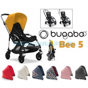 Прогулочная коляска Bugaboo Bee 5  фото, картинки | Babyshopping