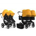 Детская коляска для двойни 2 в 1 Bugaboo Donkey 2 Twin ����, �������� | Babyshopping