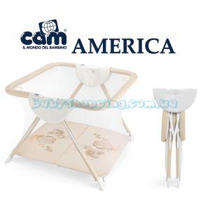 Детский манеж Cam America фото, картинки | Babyshopping