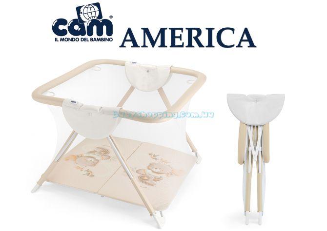 Детский манеж Cam America ����, �������� | Babyshopping
