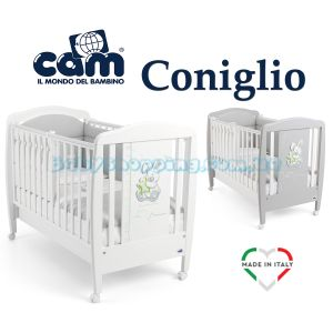 Детская кроватка Cam Coniglio фото, картинки | Babyshopping