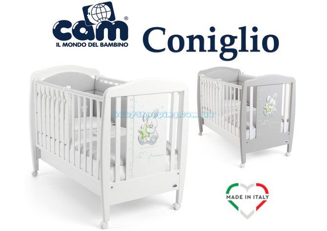 Детская кроватка Cam Coniglio ����, �������� | Babyshopping