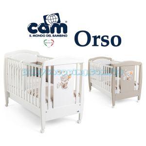 Детская кроватка Cam Orso фото, картинки | Babyshopping