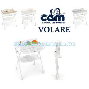 Пеленальный столик Cam Volare с ванночкой фото, картинки | Babyshopping