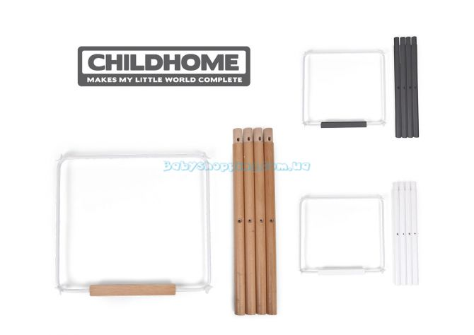 Комплект довгих ніжок Childhome Evolu 2 ����, �������� | Babyshopping