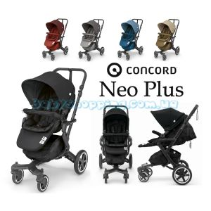 Прогулочная коляска Concord Neo Plus 2019 фото, картинки | Babyshopping
